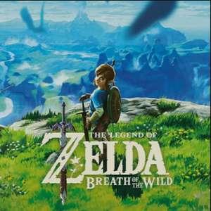 [Nintendo Switch] Цифровая версия игры Nintendo The Legend of Zelda: Breath of the Wild (электронная версия)