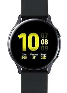 Умные часы Samsung Galaxy Watch Active 2 Aluminium 40 мм, черный