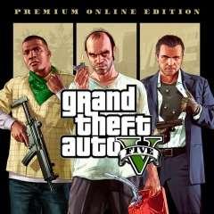 [PC] Grand Theft Auto V Premium Online Edition бесплатно