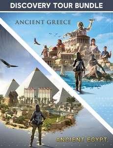 [PC] Интерактивный тур Assassin's Creed | Древняя Греция | Древний Египет