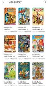 [Android] Бесплатно 9 частей комиксов про приключения Scooby-Doo