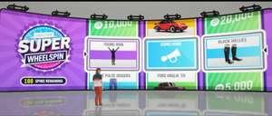 [Xbox One / PC] Раздача Super Wheelspin в Forza Horizon 4 (для обладателей VIP статуса)
