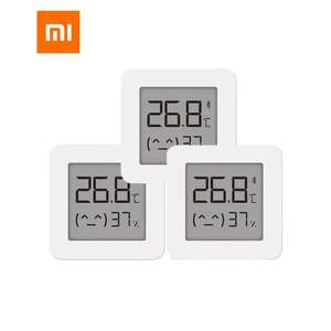 [18.05.] 3 шт. XIAOMI Mijia Bluetooth Smart Electric Digital Thermometer Hygrometer 2