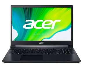 "Ноутбук Acer Aspire 7 A715-75G-58P3(15,6"", FHD IPS, i5 9300h, 8GB, 512GB SSD, 1650ti 4GB, Linux)"