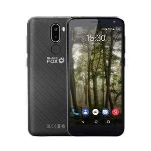 Смартфон Black Fox BMM 543D (NFC, 2Гб, 16Гб, 4G, сканер)