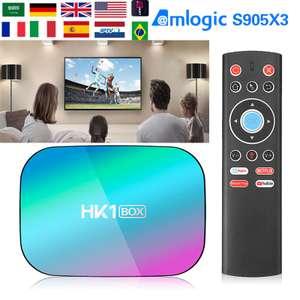 TV Box HK1 Box 4/32GB за 25.77$