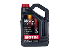 Масло моторное Motul 8100 Eco lite 5w30 5Л
