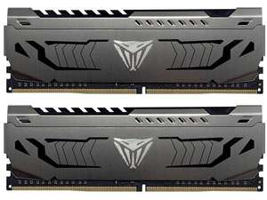 Patriot Viper Steel 16GB (2 x 8GB) DDR4-4000 (Samsung B-die) cl19