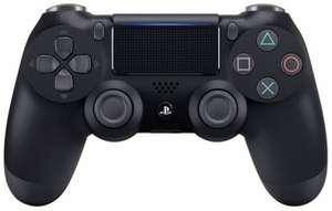 Геймпад Sony PlayStation Dualshock 4 v2 CUH-ZCT2E Black