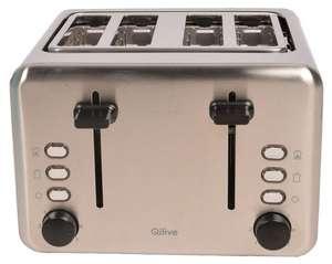 Тостер Qilive Q5154 на 4 куска хлеба