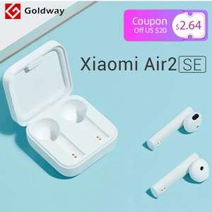 Беспроводные наушники Xiaomi Air 2 SE (с купоном Aliexpress)