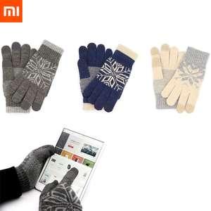 Перчатки Xiaomi за 10.75$ с Aliexpress