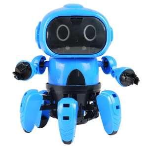 Игрушка робот с инфракрасными датчиками за $12.9