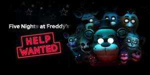 [Nintendo Switch] Five Nights at Freddy's: Help Wanted