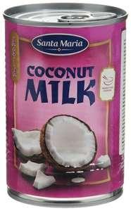Кокосовое молоко Santa Maria