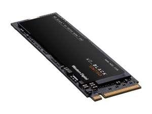 WD BLACK SN750 NVMe M.2 2280 500GB