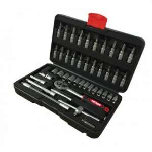 Набор инструментов (бытового назначения) 46 пр 14 inch, 4-14 мм, 6 граней в autodoc