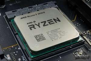 Процессор AMD Ryzen 3300x