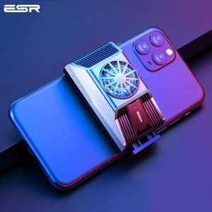 Кулеры ESR для охлаждения смартфона
