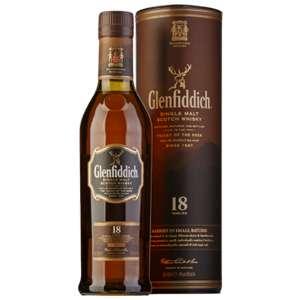 Виски Glenfiddich 18 y.o. 0,5 л