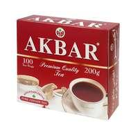 Чай Akbar в пакетиках 2 г х 100 шт