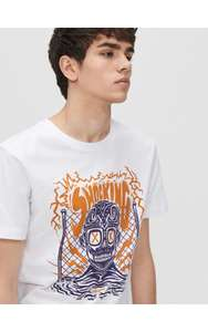 -30% доп. на футболки, платья, шорты и др. в CROPP (например, мужская футболка)