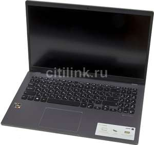 "[не везде] Ноутбук ASUS M509DA-BQ206 (15.6"", IPS, Ryzen 3 3200U 2.6ГГц, 4Гб, 500Гб, AMD Radeon Vega 3)"