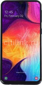 SAMSUNG Galaxy A40 64Gb Black (не все города)