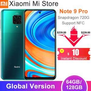 Redmi Note 9 Pro 6/64Гб