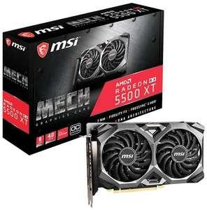 MSI Radeon RX5500 XT MECH 8G