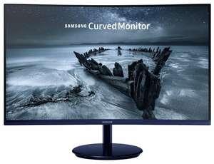 Монитор Samsung C27H580FDI с изогнутым экраном