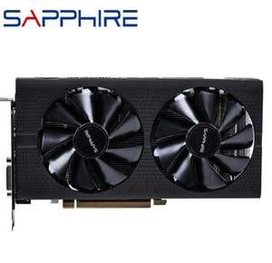 Видеокарта SAPPHIRE AMD Radeon RX570 8 ГБ
