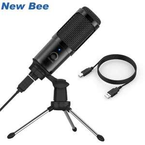 USB конденсаторный микрофон за US $14.99