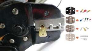 Пресс клещи (кримпер) Meterk JX-1601 для обжима авто клемм и других наконечников за 20$