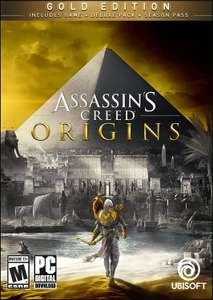 [PC, Uplay] скидка на Assassin's Creed: Origins Standard/Deluxe/Gold Edition
