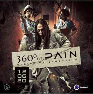 Концерт PAIN в формате 360°