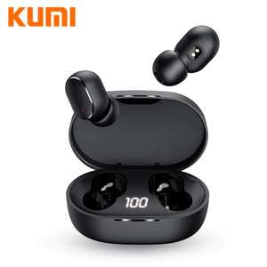 TWS наушники KUMI T9S (Bluetooth 5,1)