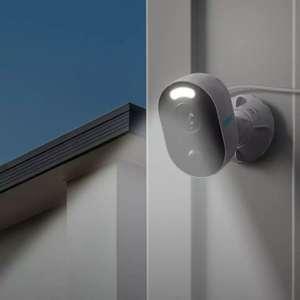 IP камера внешнего наблюдения с подсветкой Reolink Lumus
