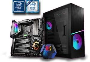 Возврат до 7000₽ при покупке Z390 материнских плат MSI и процессора Intel от msi-promotion