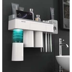 Магнитный держатель для зубных щеток Jordan & Judy с зубной пастой
