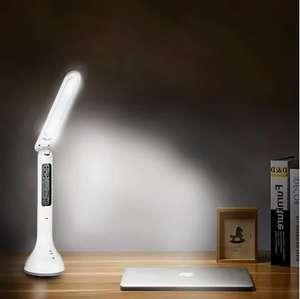 Настольный светильник Utorch Q2 с сенсорным управлением и часами за $8.2