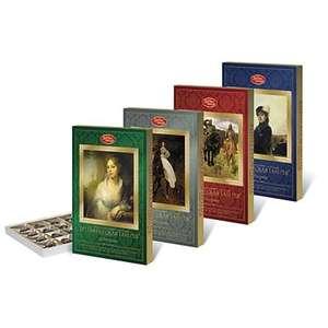 Конфеты в коробке Ассорти Третьяковская галерея за 1₽ при заказе от 800₽