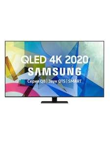 Телевизор Samsung QLED QE55Q80TAUXRU