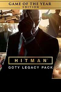 HITMAN: набор издания «Игра года» — «Наследие» БЕСПЛАТНО для Xbox One