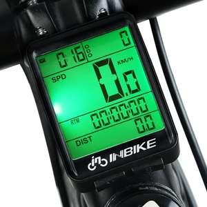 Велосипедный бортовой компьютер INBIKE IC - 321 за 8.99$