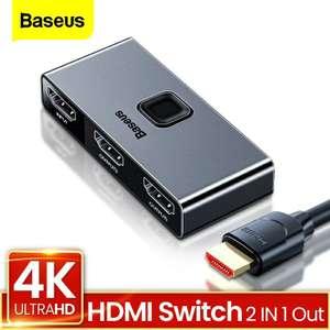 HDMI сплиттер Baseus 4K 60Hz HDMI