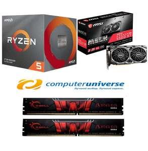 MSI Radeon RX5500 XT MECH 8G OC и другие предложения в описании
