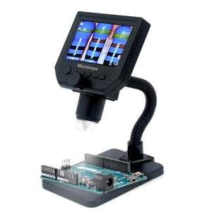 Портативный ж/к цифровой микроскоп G600 за 30.9$
