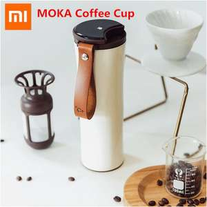 Термокружка Xiaomi KissKissFish MOKA Cup 430 мл за 27.59$