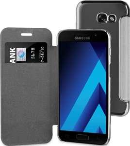 Чехол-книжка Muvit Bling Folio Case для Samsung Galaxy A7 (2017)